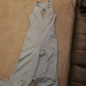 long pantsuit jumpsuit